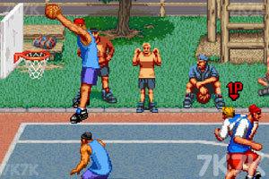 《街头篮球街机版》游戏画面4