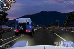 《高速公路狂飙》游戏画面3