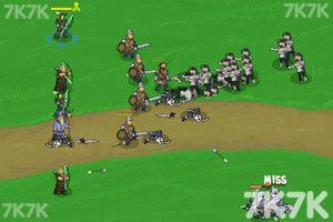 《皇族守卫军中文版》游戏画面3
