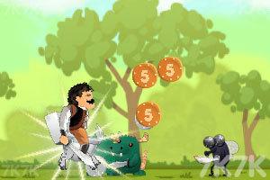 《马桶战神》游戏画面1