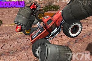 《巨无霸四驱车挑战赛》游戏画面3