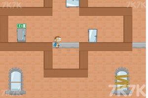 《抱猫求生记》游戏画面2