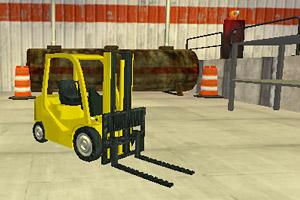 《叉车驾驶3》游戏画面1