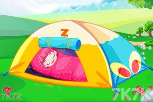 《可爱小女孩去野餐》截图2