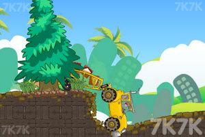 《大卡车运送食物》游戏画面4