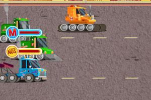 《重型卡车竞赛》游戏画面1