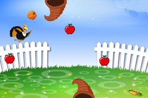《火鸡飞飞飞》游戏画面1