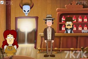 《希尔达宝盒之谜2》游戏画面3