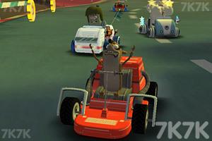 《天兵公园卡丁车赛》游戏画面5