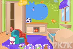 《漂亮的婴儿房》游戏画面3