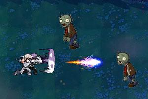 《剑客大战僵尸》游戏画面1