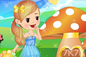 《童话中的小女孩》游戏画面2