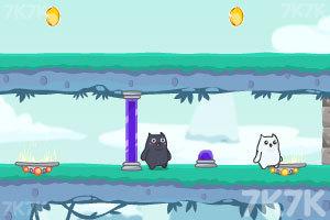 《双色猫大冒险2》游戏画面4