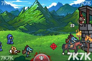 《英勇的哨兵骑士2中文版》游戏画面3