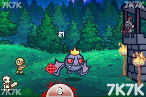 《英勇的哨兵骑士2中文版》游戏画面5