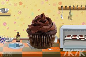 《巧克力哈雷蛋糕》游戏画面1