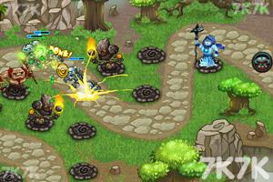 《丛林守护者2无敌版》游戏画面3