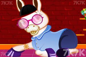 《打扮宠物小马》游戏画面1