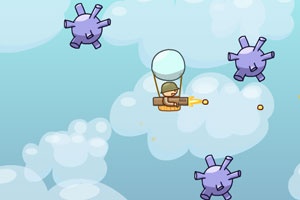 《云端的战争》游戏画面1