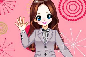 樱桃公主的校服