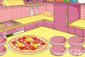 《米娅做比萨》游戏画面2