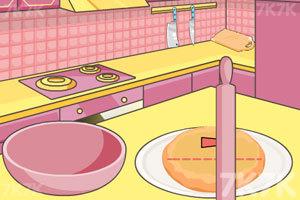 《米娅做比萨》游戏画面1