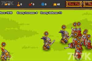 《勇者之战》游戏画面2
