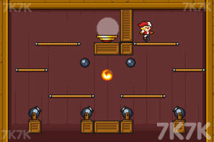 《小丑骑呀骑选关版》游戏画面2