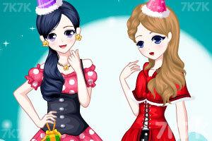 《圣诞好姐妹》游戏画面2