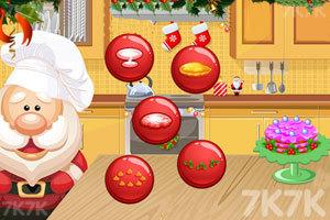 《好吃的圣诞蛋糕》游戏画面4