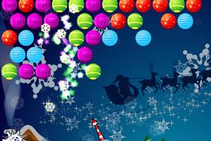 泡泡龙圣诞版