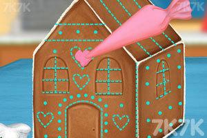 《艾莉的姜饼屋》截图3