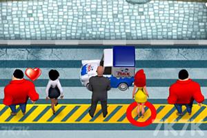 《指挥行人过马路》游戏画面3