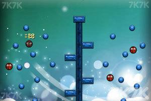 《雪球打火球》游戏画面2