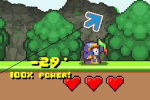 《魔法师斗争》游戏画面1