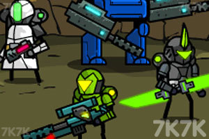 《星际毁灭战争》游戏画面2