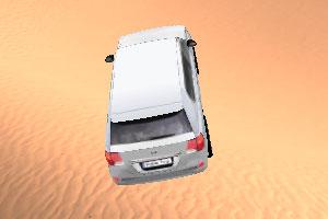《沙漠越野狂飙》游戏画面1