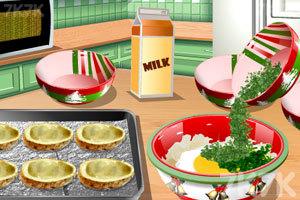 《萨拉的圣诞节晚宴》游戏画面2