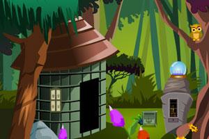 《拯救被困的兔子》游戏画面1