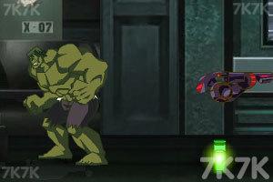 《綠巨人對超級英雄無敵版》截圖6