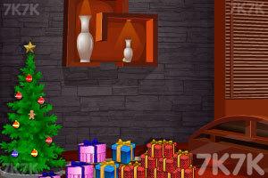 《圣诞宝贝逃出》游戏画面2