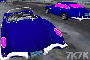 《疯狂老爷车》游戏画面3