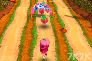 《草莓公主跑酷》游戏画面6