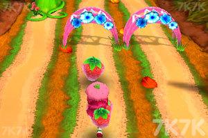 《草莓公主跑酷》截图1