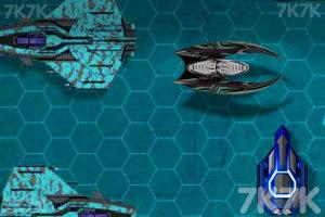 《宇宙飞船停靠》游戏画面5