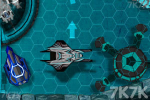 《宇宙飞船停靠》游戏画面6