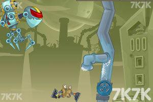 《奔跑吧,小Q无敌版》游戏画面5