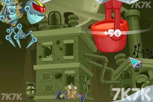 《奔跑吧,小Q无敌版》游戏画面3
