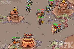 《忍者世界大战》游戏画面3