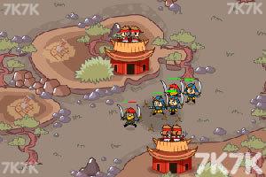 《忍者世界大战无敌版》游戏画面5